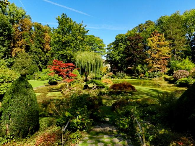 jardin japonais 4 ile de france belle france beaute